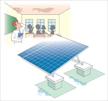 PV-FIX ソーラーベースVT