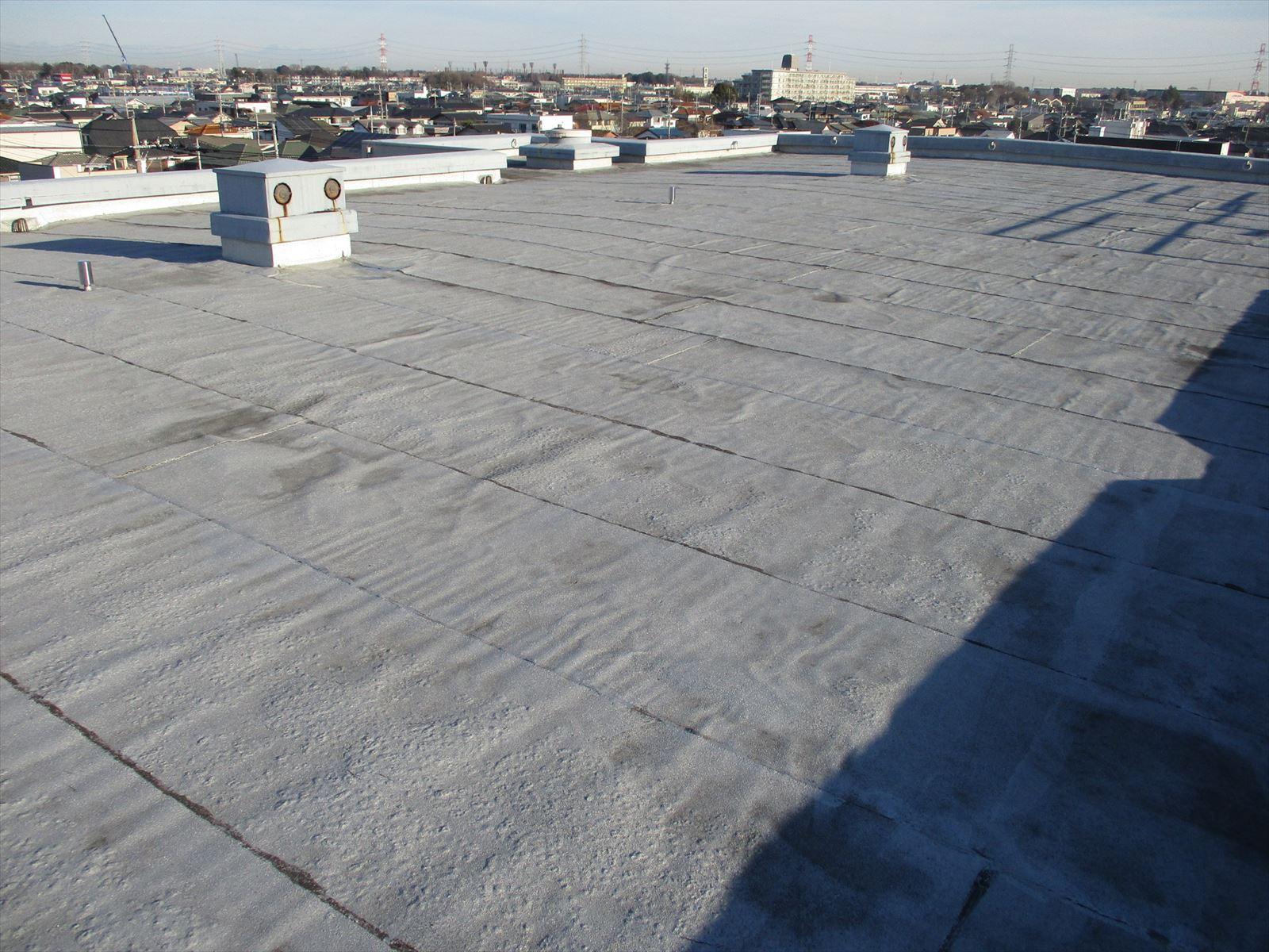 屋上防水 施工前